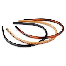 scunci headband scunci no slip grip headbands 3pk target