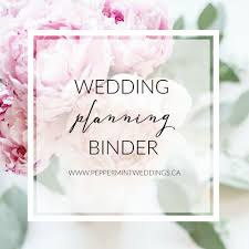 wedding planning wedding planning binder stylish blooms toronto luxury