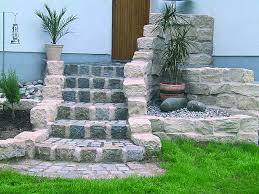 treppe naturstein naturstein kittsteiner treppen terrassen außentreppen