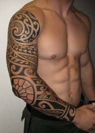 100 tribal tattoo elbow body tattoos pictures pauly d