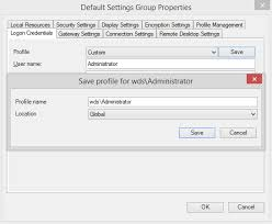 Remote Desk Connection Manager Tools Rdcman Advanced Configuration U2013 Supinfo China Techblog