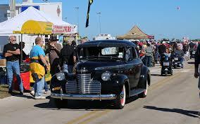 daytona turkey run car show archives classicar news