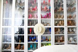 Shoe Closet With Doors Exciting Design Diy Closet Shoe Organizers Features White Wooden