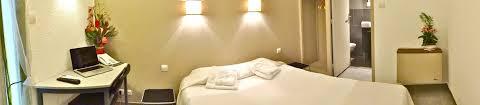les types de chambres dans un hotel hôtel