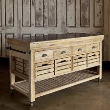 furniture stainless steel kitchen cart which decorated with