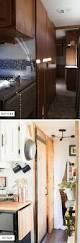 Camper Trailer Kitchen Ideas Best 25 Camper Remodeling Ideas On Pinterest Rv Remodeling