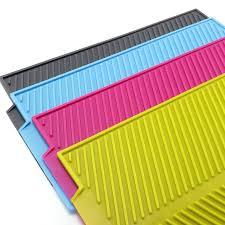 ustensile de cuisine en silicone rectangle 39 25 cm accessoires de cuisine en silicone vaisselle
