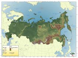 Russia Map Topographic Map Of Russia U2022 Mapsof Net