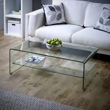 angled glass media side table angled glass coffee tables