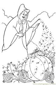 cinderella coloring 03 coloring free cinderella