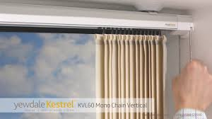 kvl60 anti ligature mono chain vertical blind youtube