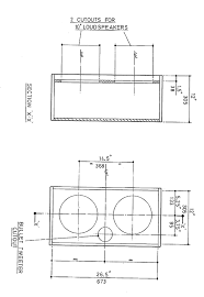 Bass Speaker Cabinet Design Plans Pa Systems Sound Systems Speaker Boxes Live Sound Dancetech