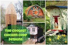 7 cool chicken coops to inspire your own custom design