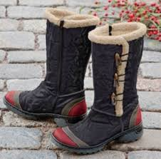 rieker s boots sale rieker toe boots fleecy toggled zipped and flashy