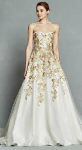 gold wedding gown 945 best gold and ivory wedding images on gold