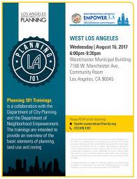 Los Angeles Neighborhood Council Map by News Venice Neighborhood Council