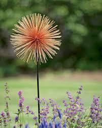 uncategorized decorative garden stakes with finest decorative