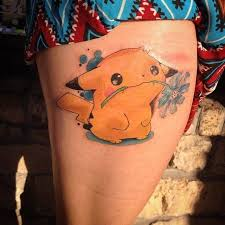 15 awesome pokemon tattoos tattoodo
