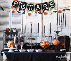 cool halloween party decorations spooky halloween party set up spooky halloween halloween