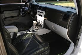 Interior Of Hummer H3 2006 Hummer H3 Custom Show Car 137957