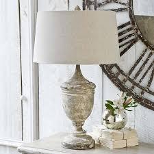 Vase Table Lamp Regina Andrew Design Gesso Wood Vase Table Lamp Candelabra Inc
