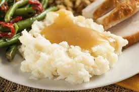 thanksgiving calorie calculator how many calories are in mashed potatoes with gravy livestrong com