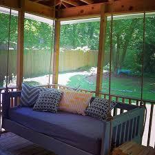 outdoor porch bed swings round u2014 jbeedesigns outdoor how to make