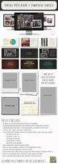 vintage photo album powerpoint template by 83munkis graphicriver
