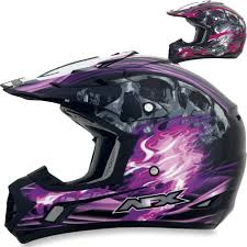 skull motocross helmet women u0027s motocross helmets