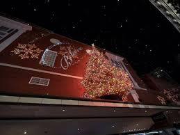 macy s tree lighting santa sightings and more downtown boston
