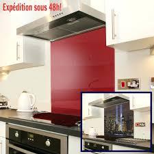 hote cuisine hote de cuisine fond de hotte en verre trempac acpaisseur hotte de