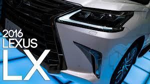 lexus lx 570 jp 2016 lexus lx570 exterior レクサス 新型lx youtube