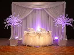 Sweetheart Table Decorations Sweetheart Head Table Wedding Decorations Picture Perfect Wedding
