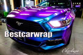 rainbow glitter car gloss pearl chameleon glitter vinyl for car wrap styling shift