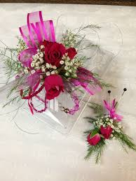 wrist corsages for prom prom combo wrist corsage and boutonniere in altamonte springs