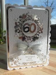 spellbinder 60th anniversary card cardmakingandpapercraft