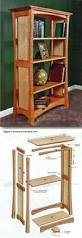 Simple Wooden Bookshelf Plans by Diy Bookcase Furniture Plans And Projects Woodarchivist Com