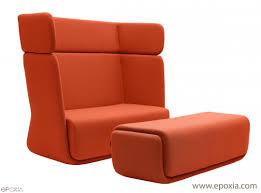 canapé haut dossier canapé et fauteuil basket epoxia mobilier