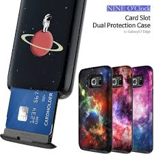 nine o u0027clock card slot dual protection space for galaxys7 edge