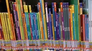 Book List Books For Children My Bookcase File Children S Books At A Library Jpg Wikimedia Commons