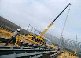 china low cost light steel structure prefabricated automatic