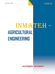 si鑒e tracteur agricole inmateh agricultural engineering 47 2015 pdf coefficient of