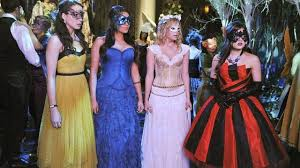Masquerade Dresses Halloween Costume 10 Halloween Costumes Inspired Pretty Liars