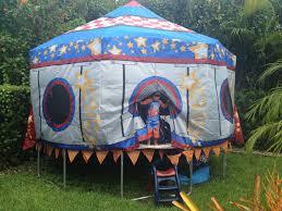 trampoline tent bought on amazon nicholas u0027s thomas the train