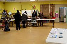 les bureaux de vote bureau de vote wiktionnaire