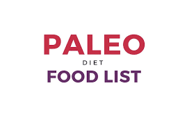 paleo diet food infographic archives one paleo delivers