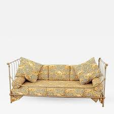 antique mid modern and modern daybeds on incollect