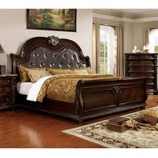 Platform Sleigh Bed Sleigh Bed For Less Overstock