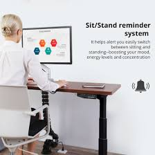 Sit And Stand Desk by Standing Desk Frames Flexispot