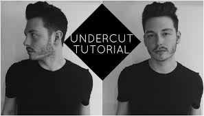 how to style an undercut with wavy hair jake daniels youtube